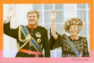 Queen Beatrix & the Prince of Orange0001